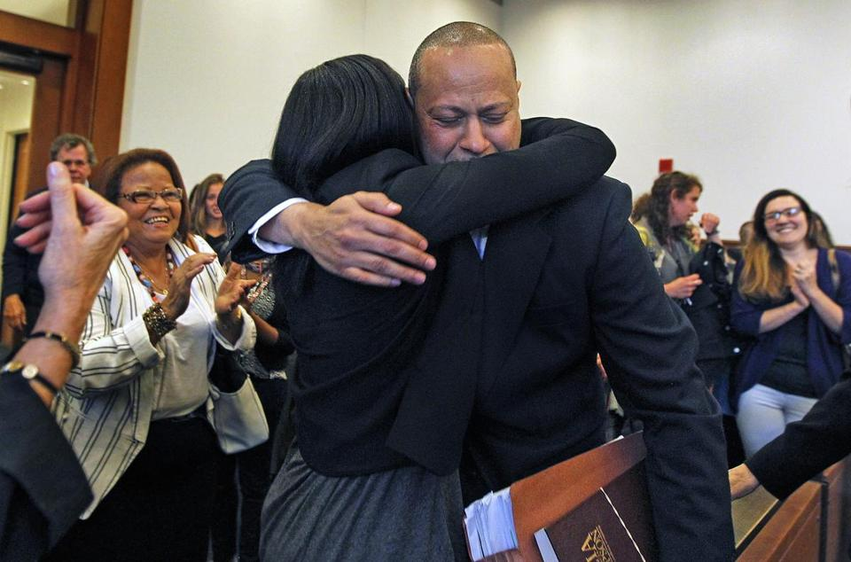 Angel Echavarria was released in 2015 after his murder conviction was vacated.
